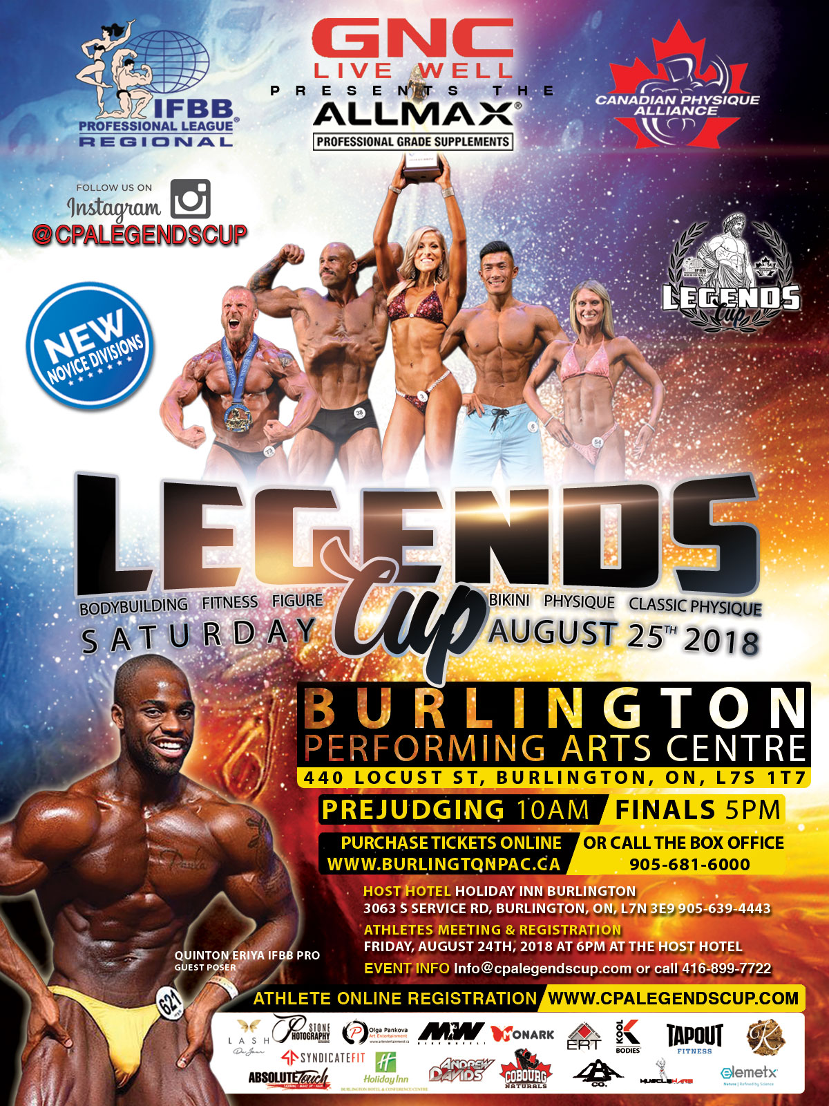 legends cup 2018 tickets