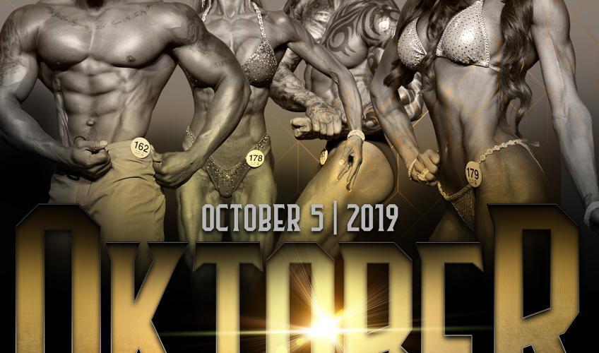 2019 GNC/Allmax KW Oktoberfest Natural Classic   CPA ...